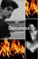Демоница...../Demoness.... by Valeria200005