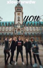 you • wdw groupchat story  by xloveforwdw