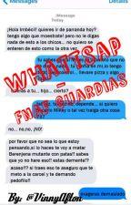WHATSAPP - FNAF GUARDIAS by VinnyAfton