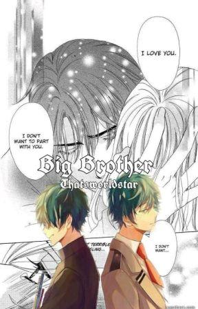 Big Brother - Izuku's big brother - Wattpad