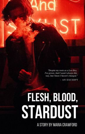 Flesh, Blood, and Stardust by ReeReverie