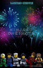 Ninjago oneshots {Discontinued}  by -Pass_The_Suga-