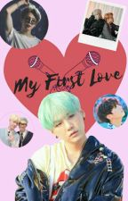 My First Love  {Yoonmin} by AryaneIsabelly
