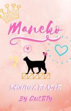 Maneko [Shouto Todoroki x Reader] by Quertyyuiop