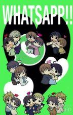 WhatsApp (Junjou Sekaichii )  by Momo-Kamijou