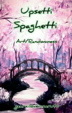 Upsetti Spaghetti (Art/Randomness) by vanreux