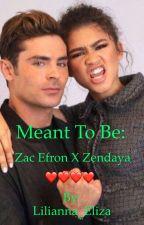 Meant To Be: Zac Efron x Zendaya  by Lilianna_Eliza