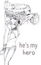 He's My Hero (Larry Stylinson) by jigolouis