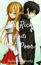 Mr. Rich Meets Ms. Poor  by JaysireenFernandez