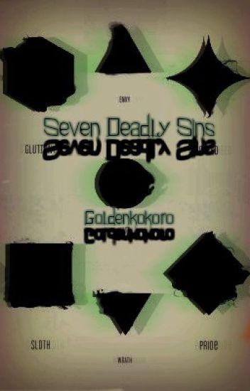 Seven deadly sins (Hetalia x reader fan fiction)