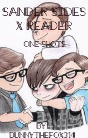 Sander Sides X Reader One shots  (SLOW UPDATES) - Roman x Mute