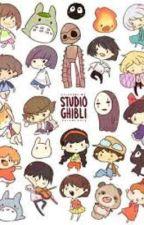 Studio Ghibli Moments by Treeturtlelover2