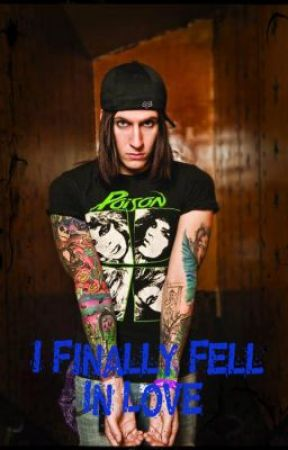 I Finally Fell In Love (A Jacky vincent Love story) by pierce_the_cold