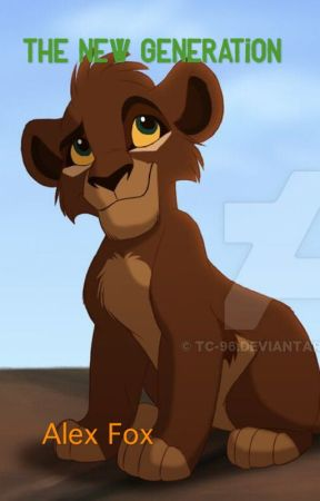 The New Generation(Lion Guard Fanfic) [Book Two] by LionKingwarrior