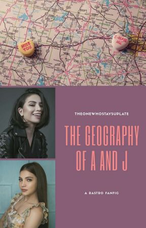 The Geography of A and J by theonewhostaysuplate