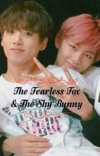 The fearless fox and the shy bunny//K.T.H J.J.K// //VKOOK// .:Complete:. by taeeatskookies