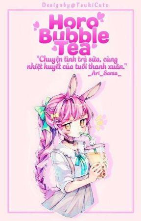 [12CS] - Horo Bubble Tea  by Melodysama04