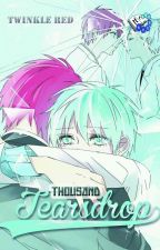Thousand Tearsdrop by Twinkle Red by PenerbitHarfeey