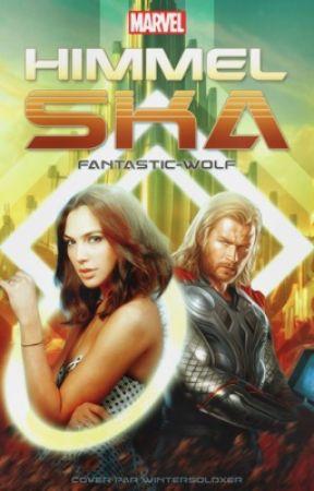 Himmelska ↝ Thor by fantastic-wolf