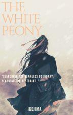 The white peony by ikejima