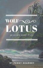 Wolf Lotus by PennyKearney