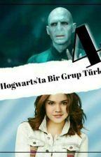 Hogwarts'ta Bir Grup Türk || 4. Kitap by AyseYagmurInan