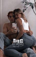 Bajo el mismo techo-Castiel x Sucrette, Corazón de Melón. by bxbyruby