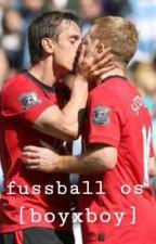 Fussball Oneshots [BoyxBoy] (Pausiert) by tryingtobehonest