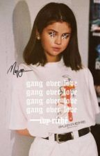 Gang over Love  ⑉  O. Diaz by 3riche