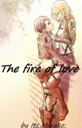 The fire of love~ Levi x Leser #CA19 by Its_Minako_
