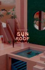 SUNROOF ━ graphics portfolio ✓  by lavencraw