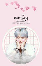 camboy ♡ yoonkook by usamiaa