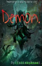 Demon by fantasybeast