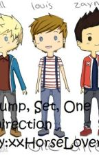 Bump, Set, One Direction (A volleyball/One Direction fan fic) by Niallers_hat