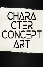 Character Concept Art by Salintha