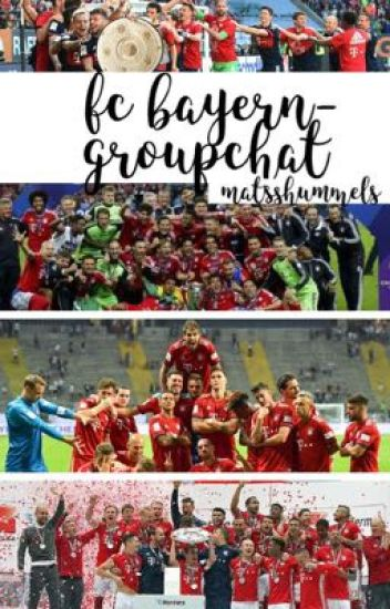 bayern munich groupchat