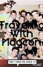 Traveling With Magcon by somewhathappy
