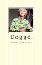 Doggo. | m.yg + p.jm by Lemontreelover