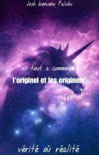 L'ORIGINEL ET LES ORIGINELS by bienvepaluku