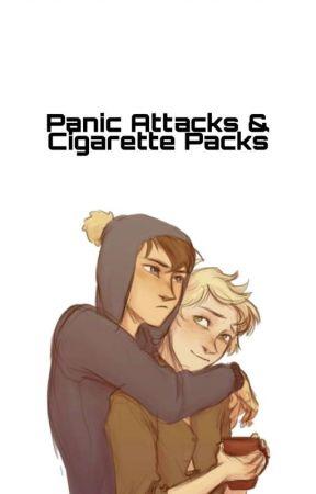 Panic Attacks & Cigarette Packs | Creek by dinguschongus