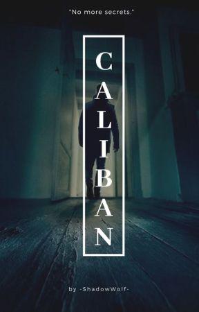 Caliban by -ShadowWolf-