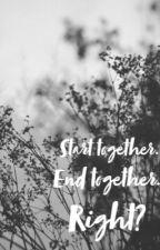Start Together, End Together. Right?ㅣJihan by Joshuujii