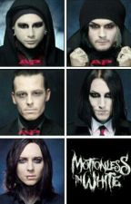 Motionless In White One Shots/ Imagines by chrisXmotionless