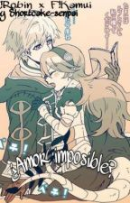 """¿Amor imposible?"" M!Robin x F!Kamui by Shortcake-senpai"