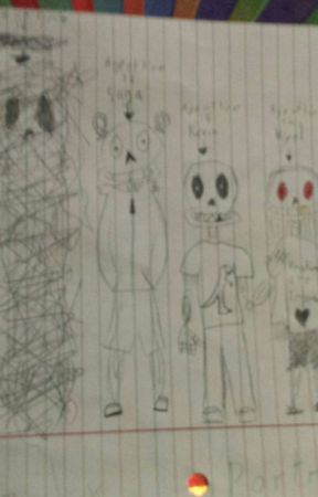 A Group Of skeletons by emeade