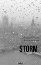 Storm • Série London Above by anothernmars