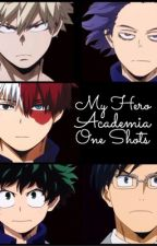 My Hero Academia One Shots by ughmorgxn