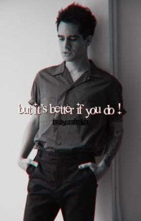 but it's better if you do! ||| ryden by thedaymetthenight