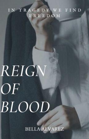 Reign Of Blood|Levi Ackerman by BellaAlvarez