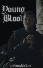 Young Blood | Ivar The Boneless by midnlghtskys